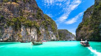 Best Scuba Diving Phuket - Phi Phi Islands Thailand - All4Diving Touch