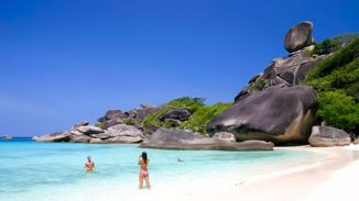 Scuba Diving Phuket - Similan Islands Thailand with All4Diving Touch