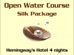 Cours PADI Open Water - Forfait Silk