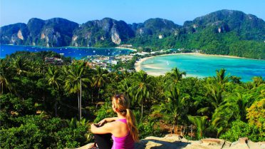 Phi Phi Islands Thailand - Ko Phi Phi Don Viewpoint